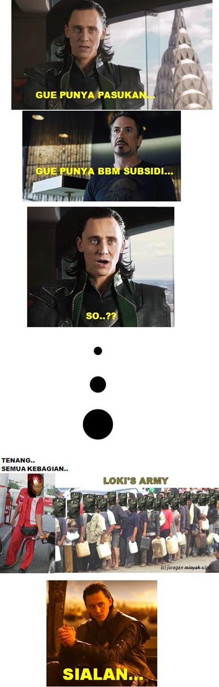 Loki Kasihan