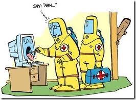 membasmi virus ramnit