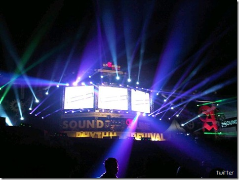 Soundrenaline Stage 03