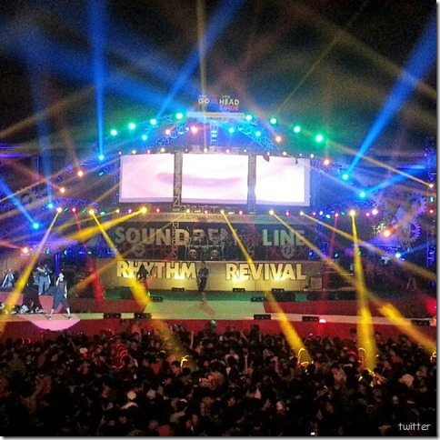 Soundrenaline Stage
