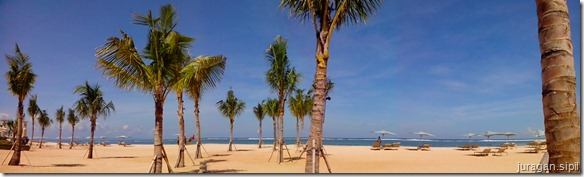 The Mulia Beach - Nusa Dua