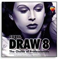 Corel Draw 8