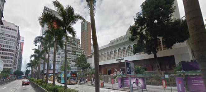 masjid kowloon